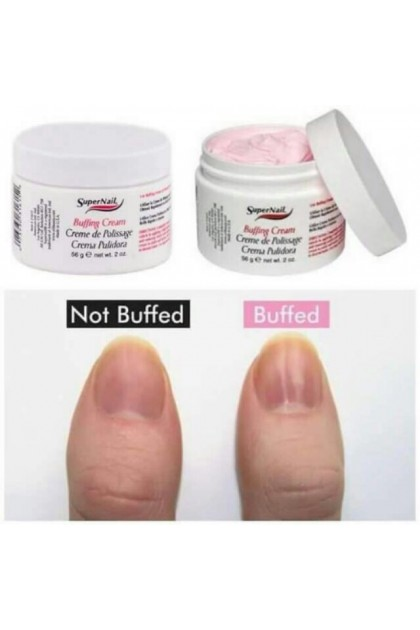 Nail Polish Buffing Cream High Quality Buffer Wax Nail Shine Cream 美甲好质量指甲打蜡膏