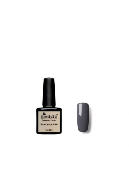 Pretty2u Grey Zone Series Soak Off Gel Polish 10ml