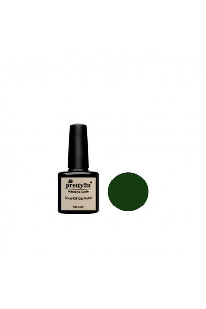 Pretty2u Organic Leaf Series Soak Off Gel Polish 10ml