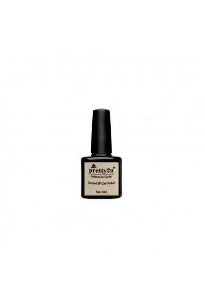 Pretty2u Soak Off Base Coat / No Wipe Top Coat
