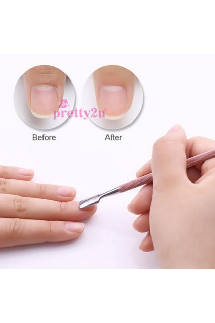 Pretty2u Nail Care Basic Manicure Pedicure Cuticle Remover Softener 14ml 美甲 修甲必备 软化剂 软化液